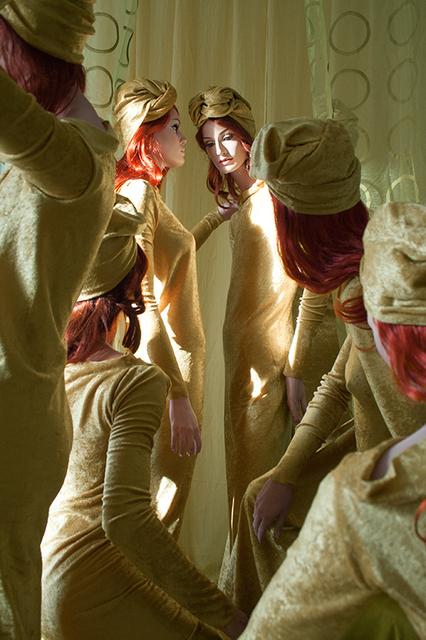 , 'Line Up 4,' 2014, Anna Marra Contemporanea