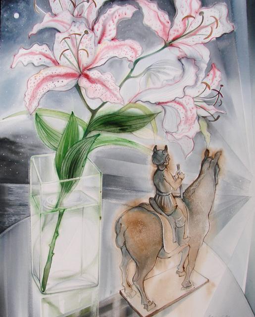 , ' Lilium speciosum,' 2007, Winchester Galleries