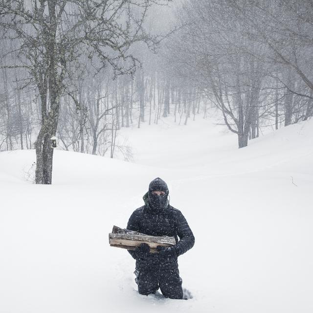 , 'The Blizzard,' 2013, photo-eye Gallery