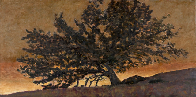 , 'The Oak,' 2013, Seager Gray Gallery