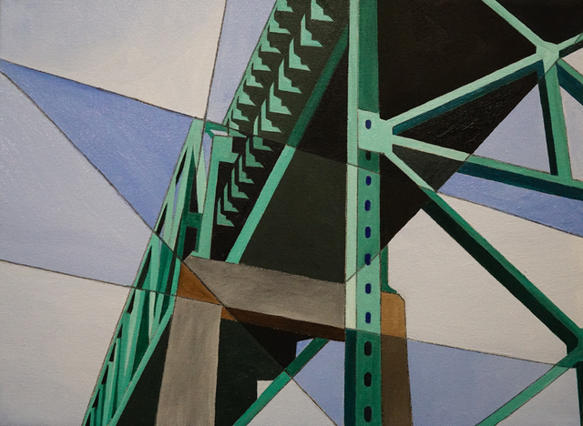 , 'Under The Bridge ,' , Copley Society of Art