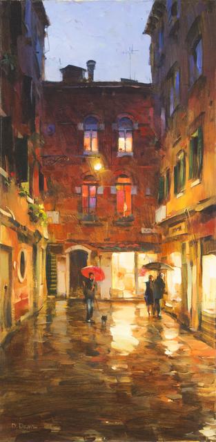 , 'November in Venice,' , Cutter & Cutter Fine Art