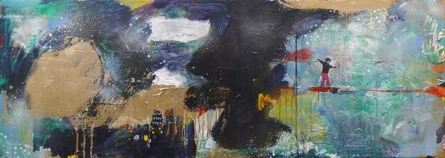 , 'Tightrope Walking,' 2013, Susan Eley Fine Art