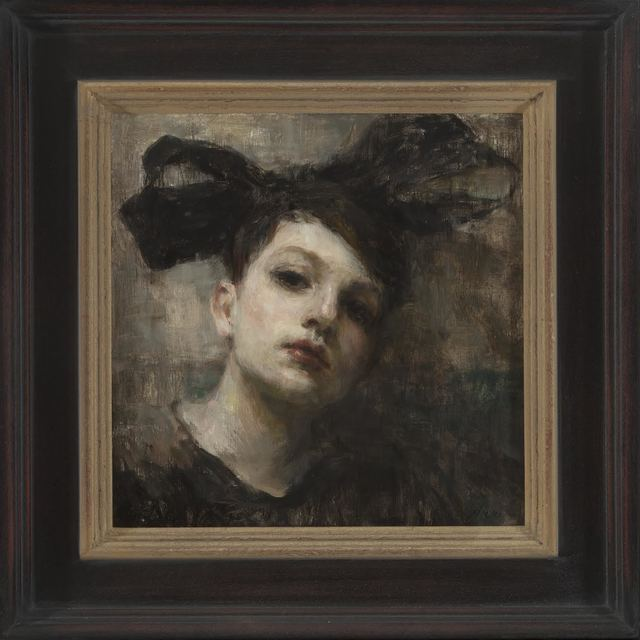 , 'The Black Bow,' 2016, ARCADIA CONTEMPORARY