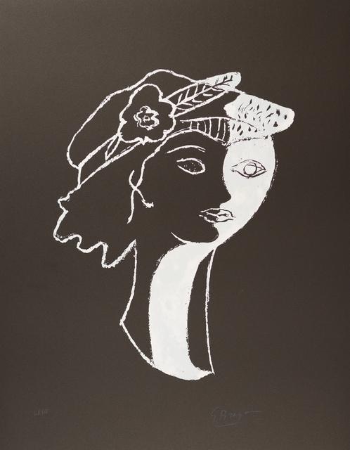 Georges Braque, 'Persephata', 1988, Print, Vélin d'Arches Paper, Art Lithographies