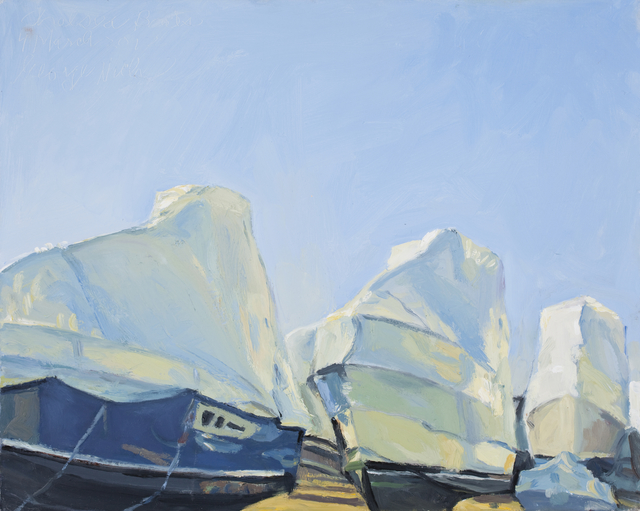 , 'Chelsea Boats 4 March 2012,' 2012, Gallery NAGA
