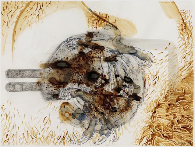, 'ANTIQUES,' 1991, David Nolan Gallery