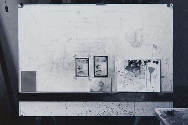 , 'Tabletop,' 2016, MULHERIN
