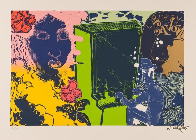 Chris DAZE Ellis, 'Piano Dream', 1985, Doyle
