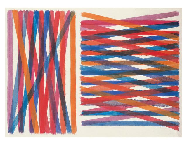 , 'Un paso deslumbrador I,' 1963, Lorenzelli arte