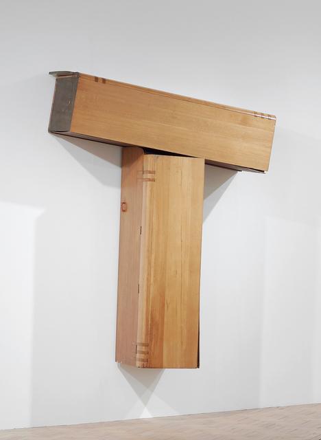, 'T Piece,' 2005, Galerie Thomas Schulte