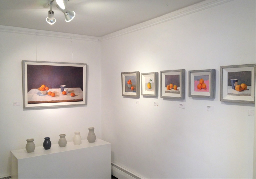 Dialogues Exhibition - Gallery View