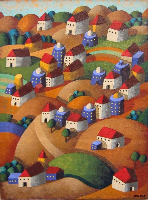 Jordi Pintó, 'Color fields', 2019, GALERIA JORDI BARNADAS