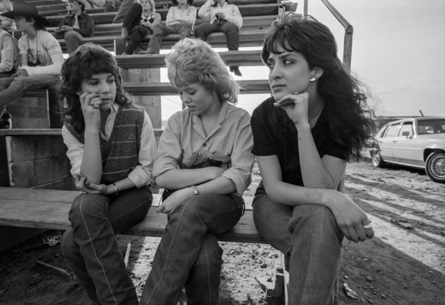 , 'Three Girls, Cleburne, Texas, 1985,' 1985, Fort Worth Contemporary Arts