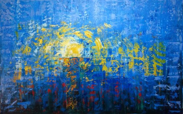 , 'The Historical Light,' 2018, Zawyeh Gallery