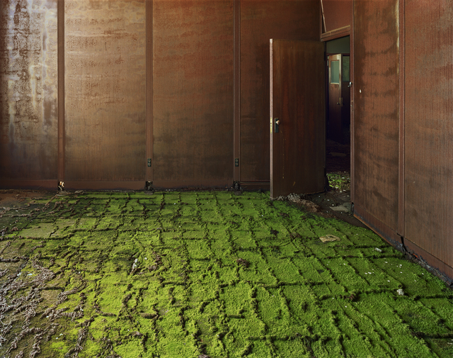 """, 'Model-T Headquarters, from the series """"Detroit"""",' 2008, Yancey Richardson Gallery"""
