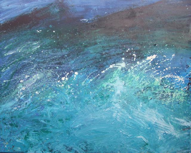 , 'Winter Sea,' 2009, Boundary Gallery