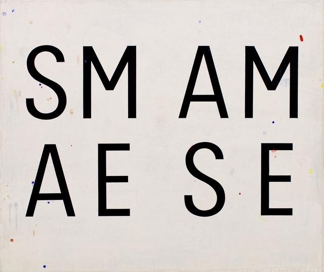 Enn Erisalu, 'Same As Me', ca. 1990, Gallery Jones