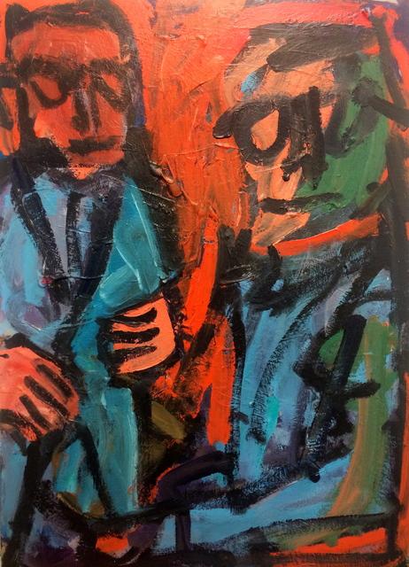 , 'Second Set, II,' 2016, Stuart & Co. Gallery