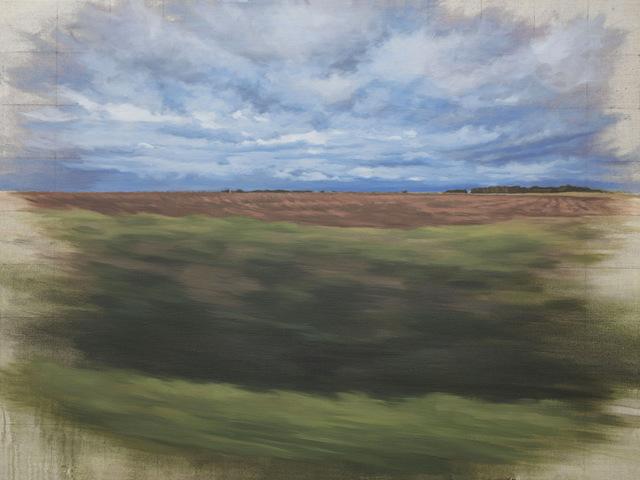, 'Green Rush,' 2019, Marloe Gallery