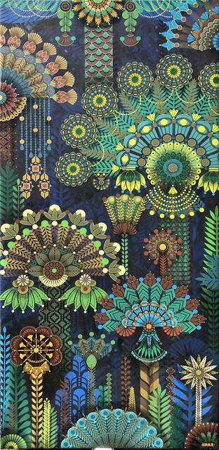 , 'Palm Garden 4,' 2018, Jonathan LeVine Projects