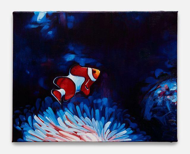, 'Clownfish,' 2018, Almine Rech