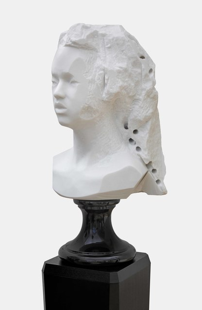 , 'Untitled (Nebula Part 6),' 2015, Galerie Hans Mayer
