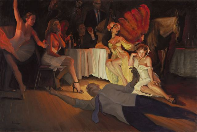 , 'Dance of the Deadly Nightshade,' , RJD Gallery