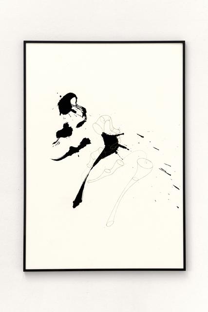 , 'Skelette der Stimmen, Part Ⅰ (pt. 2),' 2018, Micheko Galerie