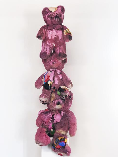 Frank Buffalo Hyde, 'TEDDY BEAR TOTUM', 2019, Gallery Fritz