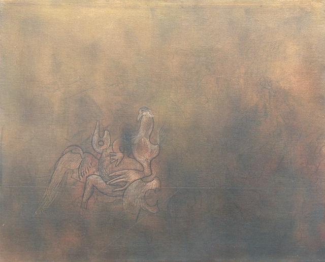 , 'Les Oiseaux,' 1934, DIE GALERIE