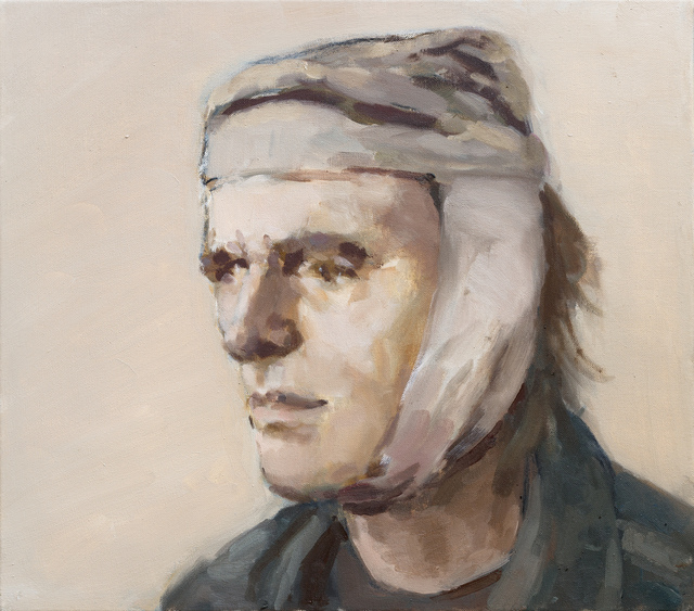 Egle Karpaviciute, 'The Painter Who Has Lost His Ear. J. Gasiūnas', 2018, The Rooster Gallery