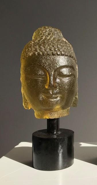 Marlene Rose, 'Mini Buddha - Gold', 2019, New River Fine Art