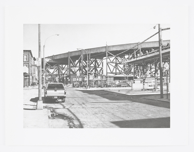 , 'Culver Viaduct from Smith Street,' 2016, Ameringer | McEnery | Yohe