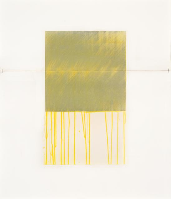 , 'Small Yellow,' 1977, Flowers