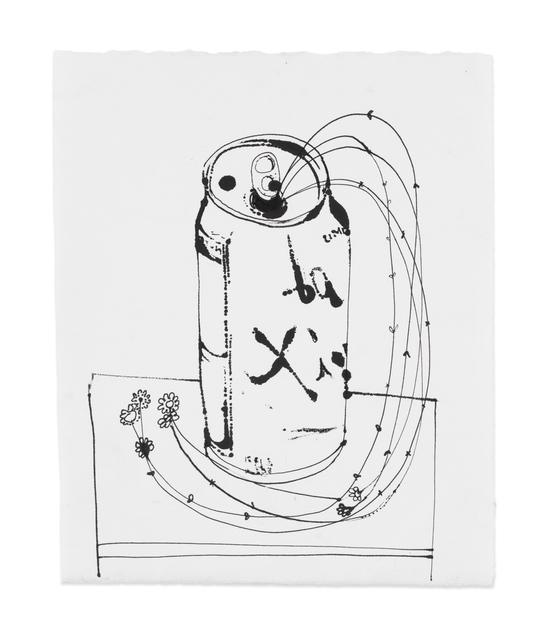 , 'LaCroix Vase,' 2017, Anton Kern Gallery