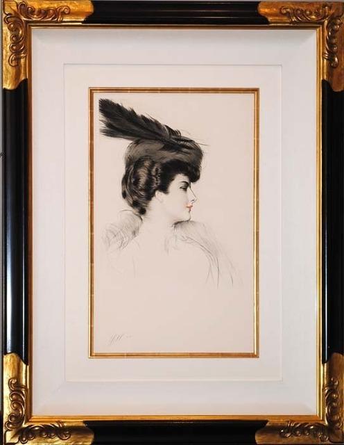 , 'La Dame a la Toque,' ca. 1906, Contessa Gallery