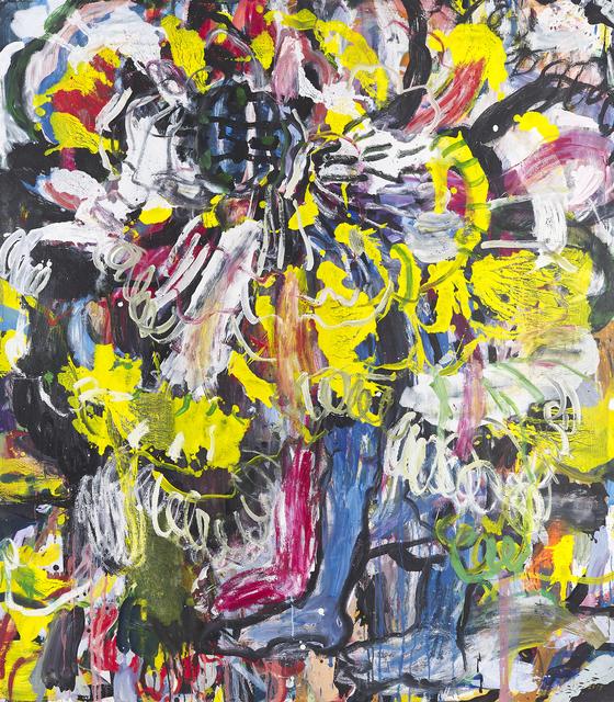 , 'Pinky Scratch,' 2018, Goodman Gallery