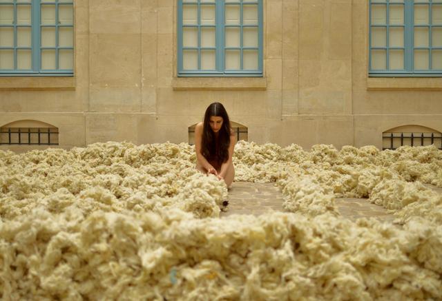 , 'La Pecora,' 2013, Alberta Pane