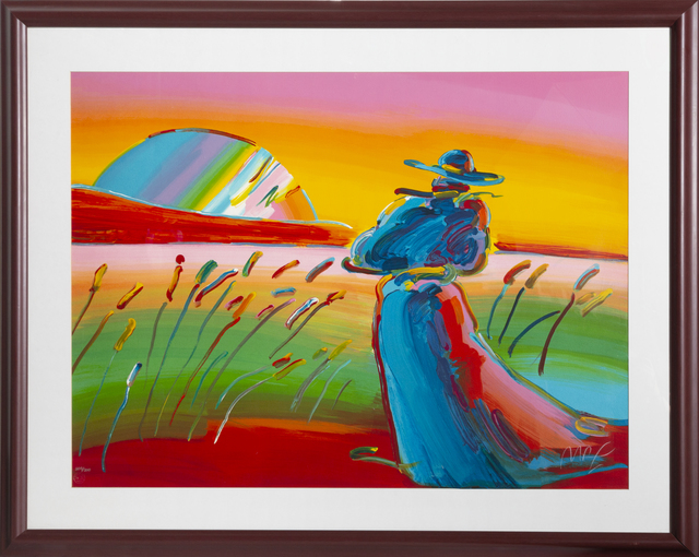 Peter Max, 'Walking in the Reeds', 1992, RoGallery