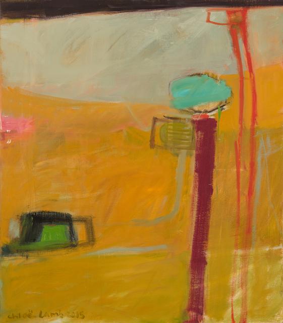, 'Shoreline,' 2015, Hollis Taggart Galleries