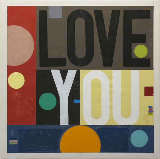, 'Take You To My Heart,' 2014, Long-Sharp Gallery