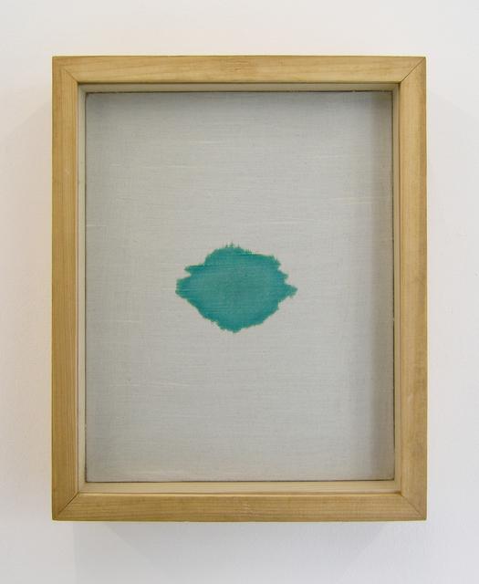 , 'untitled,' 1982, Galerija Gregor Podnar