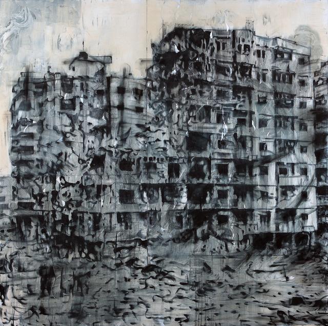 , 'Identidad Oculta 40,' 2013, Cristin Tierney