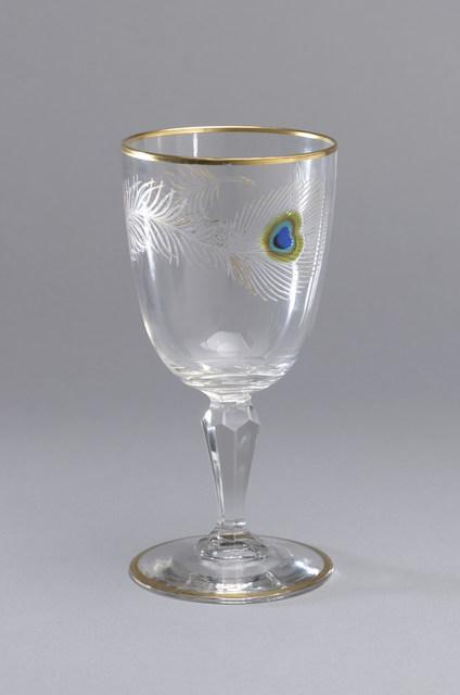 'Goblet', ca. 1900-10, Cooper Hewitt, Smithsonian Design Museum