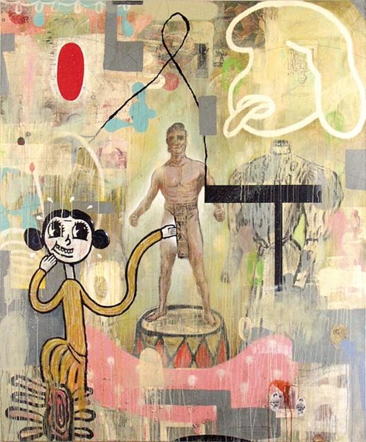 , 'She Nuts & A Prize,' 2003, JAYJAY
