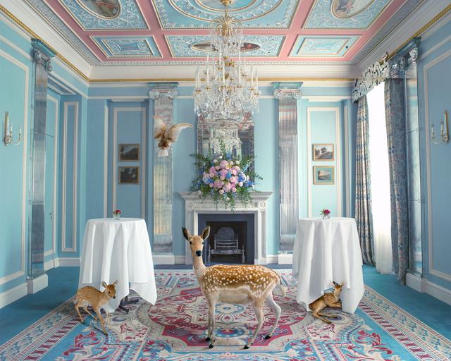 , 'The Wedding Guests (Lanesborough),' 2015, Holden Luntz Gallery