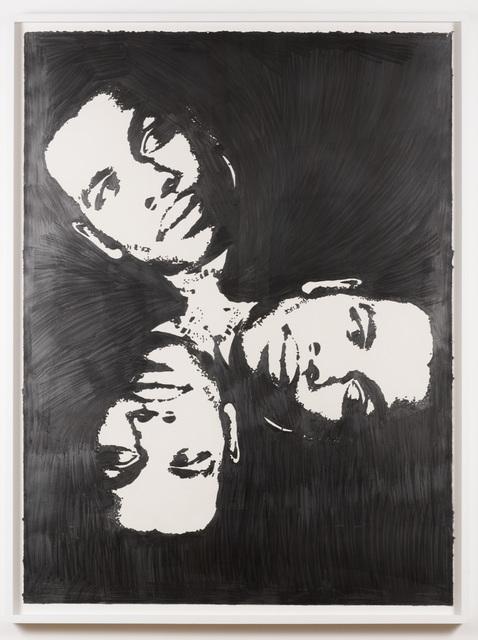 , 'Marcus, Martin & Malcolm,' 2010, Samuel Freeman