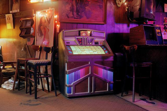 Christian Patterson, 'Lamplighter Jukebox', 2004, Robert Morat