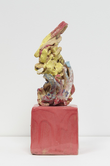 , 'Thoughts #3 on a Lobster Base,' 2017, Jane Hartsook Gallery